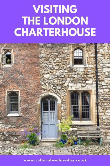 Stepping into the London Charterhouse is like slipping through a time portal.  Medieval monastery, Tudor mansion, Boys school and still an Alms House.  Come with me and discover living history in one of London's oldest historic houses.