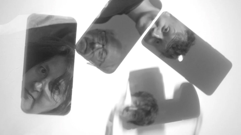 Light Box family portrait