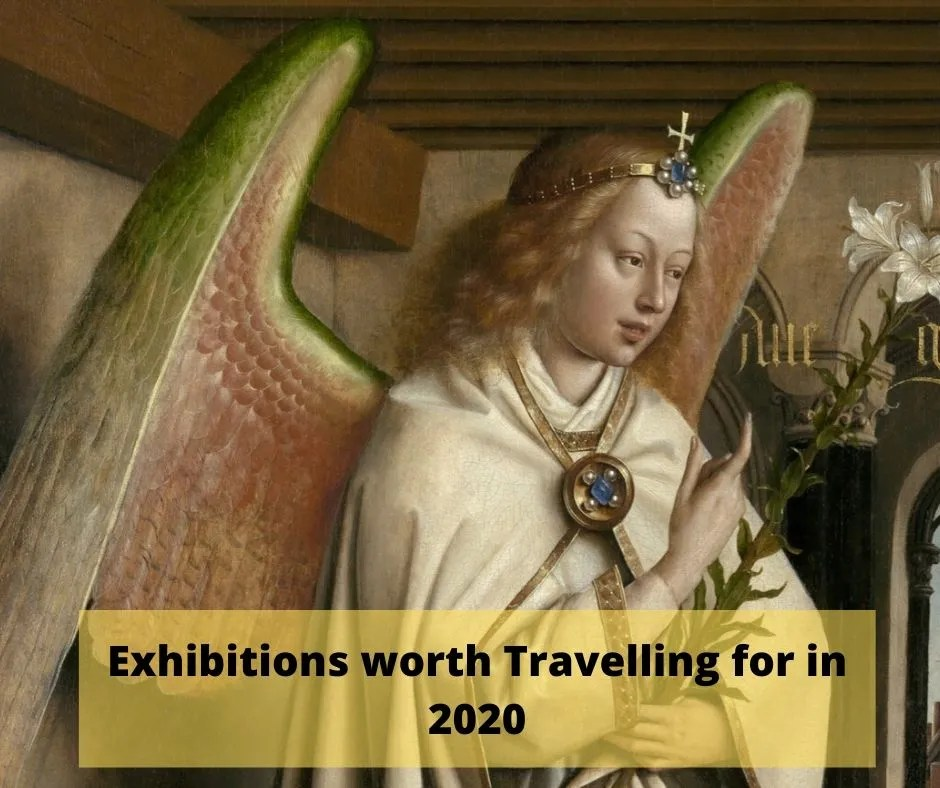 Exhibitions worth travelling for