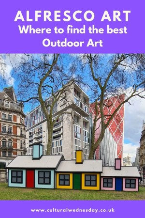 Where to find the best Outdoor Art