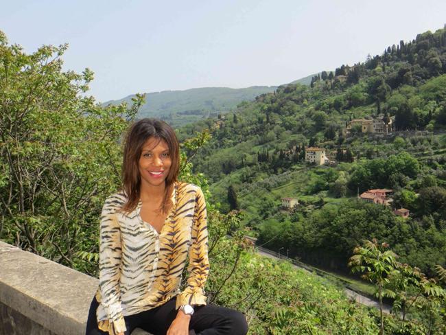Andrea in Tuscany