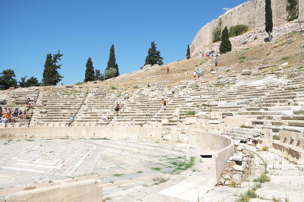 Dionysus Sanctuary Athens