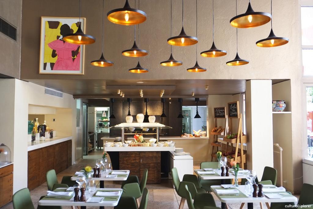 El Claustro Restaurant Cartagena