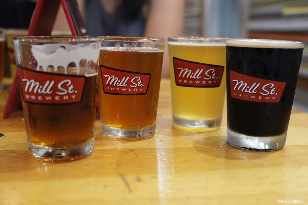 Mill St Brewery Toronto
