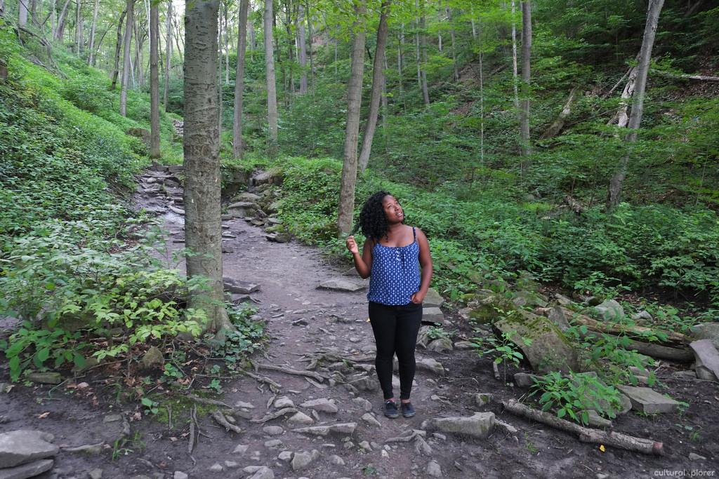 Upper Whirlpool Trails Niagara Canada