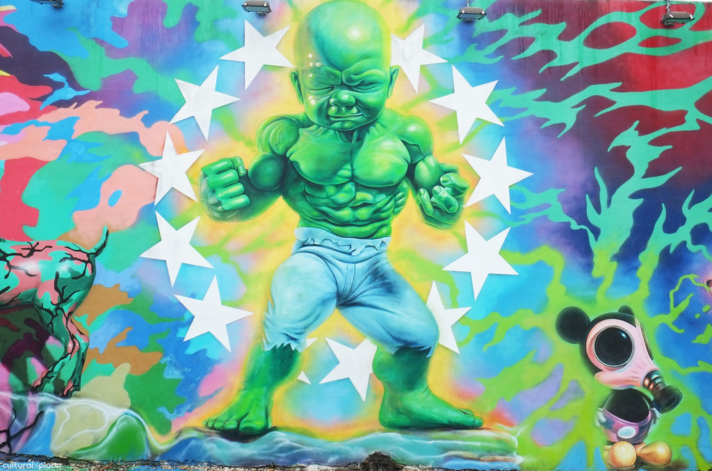 Little Hulk Ron English