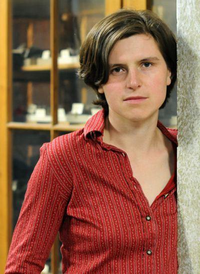 Judith Schalansky. Foto © Susanne Schleyer.