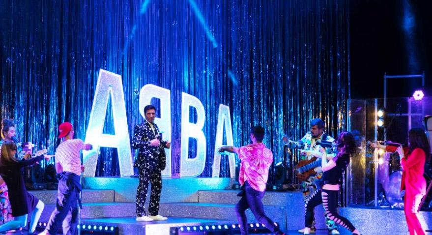 Las canciones de ABBA vuelven a triunfar en teatro, ahora sobre un plató de televisión