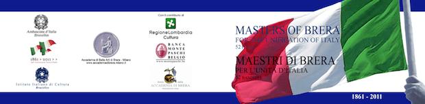 Maestri di Brera per l'Unità d'Italia