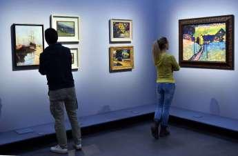 Kandinsky, il cavaliere errante