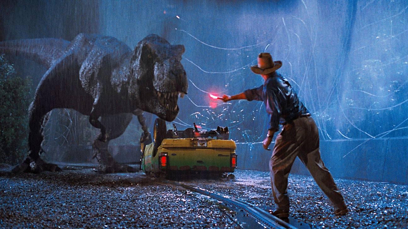 Jurassic park quando i dinosauri popolarono le sale