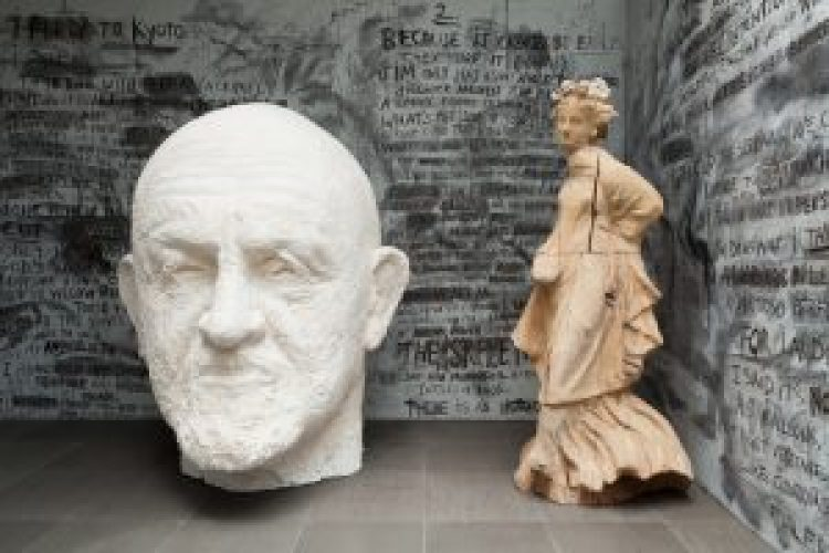 Accademia di San Luca,Jim Dine, Roma