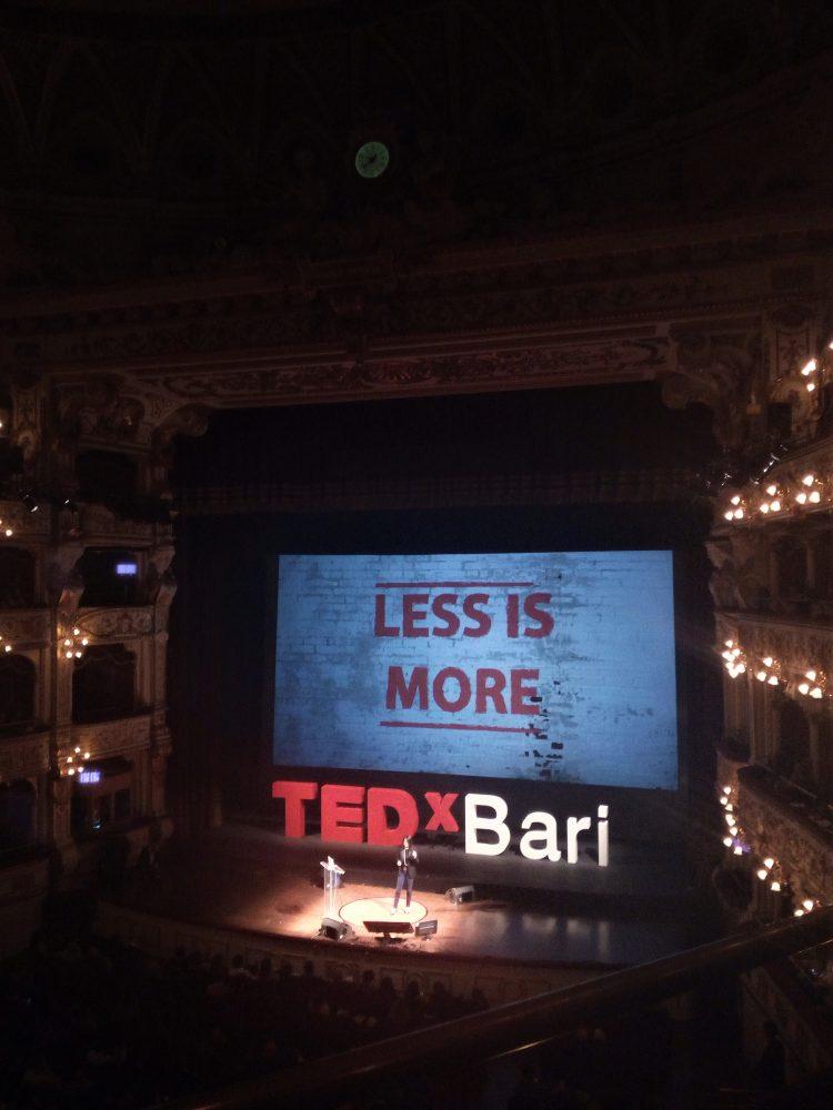 Tedx Bari 2017