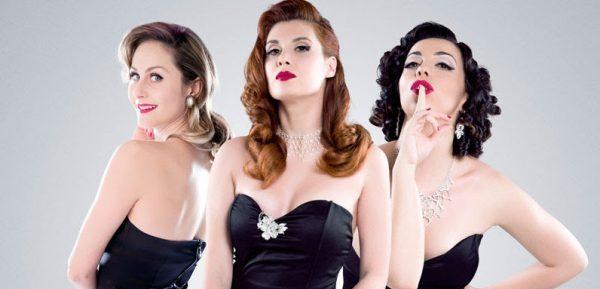 """Le Ladyvette si confermano """"Le dive dello swing"""": sexy e autoironiche"""