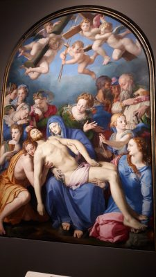 Cristo deposto di Bronzino