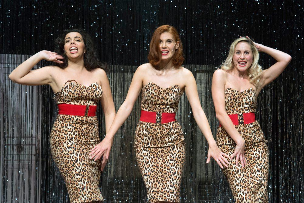 Ladyvette, il trio che vive la sorellanza a ritmo swing