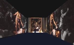 Caravaggio a Milano San Matteo