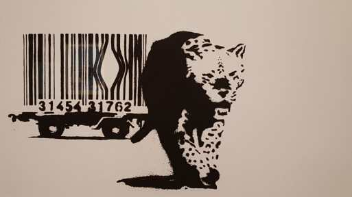 opere Banksy