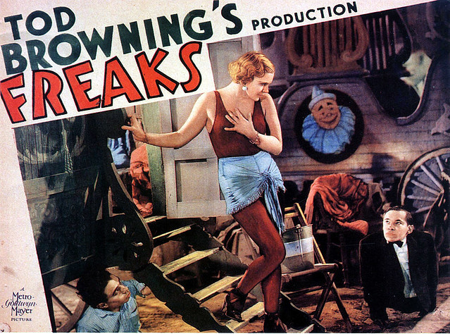freaks film - tod browning