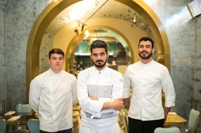 ristorante di pesce a Roma
