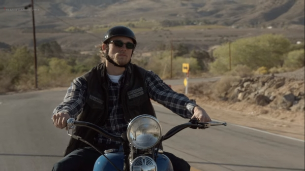 sons of anarchy netflix recensione