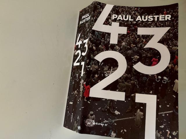 Paul Auster 4321 recensione