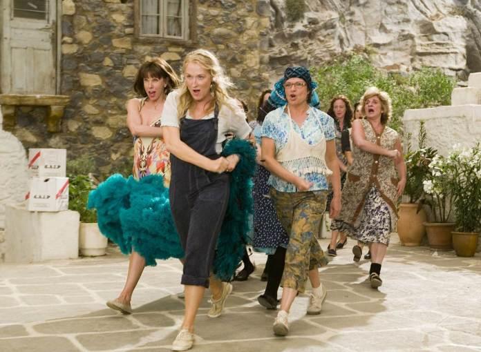 Mamma Mia! recensione del film con Meryl Streep