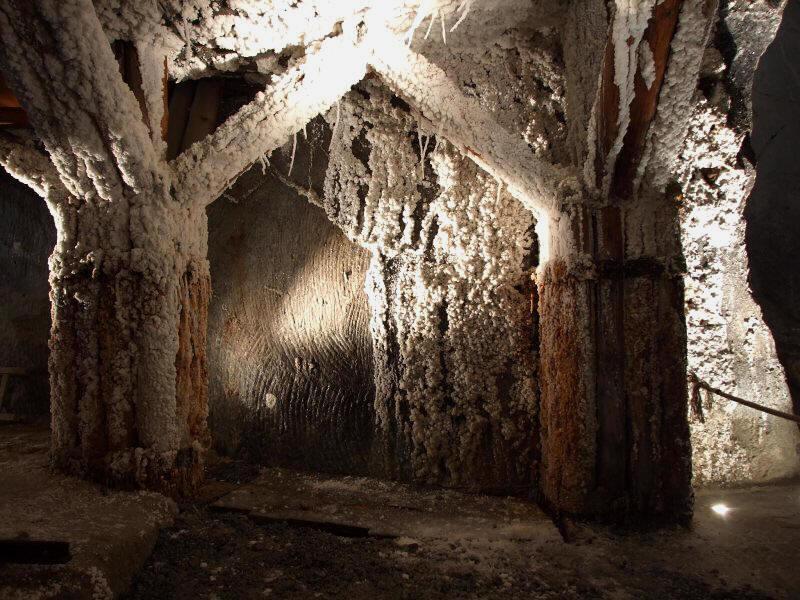 Image result for mina de sal wieliczka- polonia