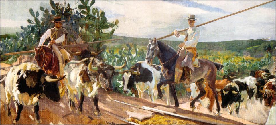 El Encierro - Andalucia