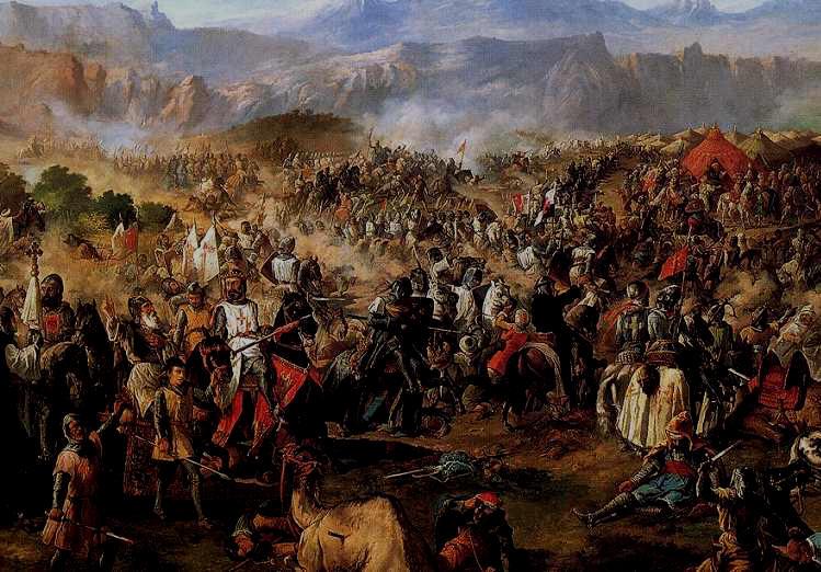 Resultado de imagen de imágenes gratis de la batalla de Las Navas de Tolosa