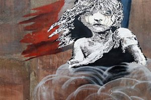 Banksy les miserables