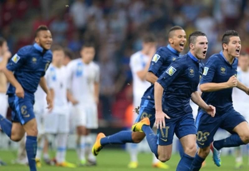 6fa4fbab6 Uruguay vs Francia y una posible revancha del Sub 20