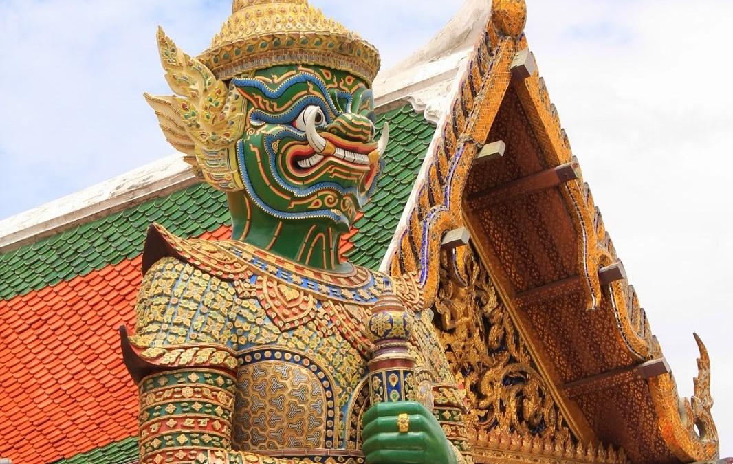 Tailândia – Exotismo e a cultura Khmer