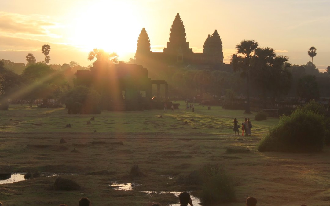 Angkor Wat, a jóia Khmer