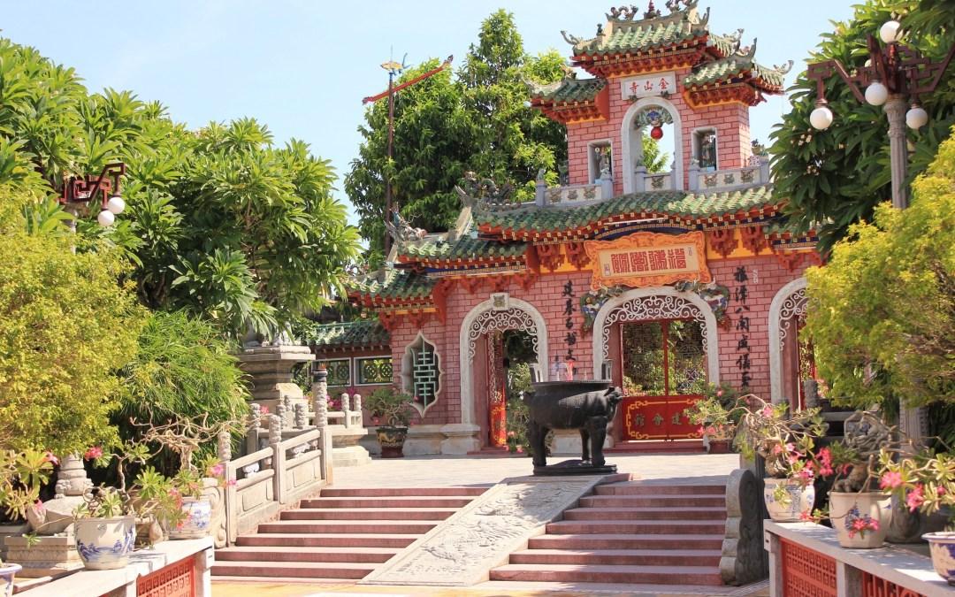 Uma jóia preservada no Vietnã, Hôi An
