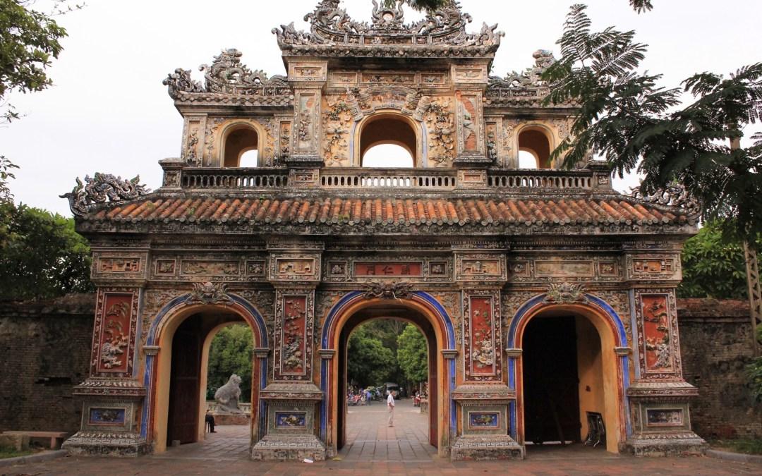 Huê – A Fortaleza dos Imperadores Vietnamitas