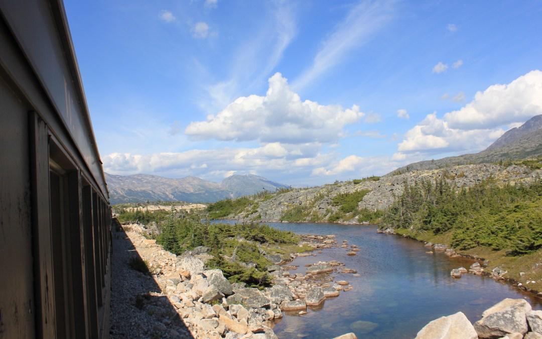 Skagway e as paisagens dos filmes de Velho Oeste