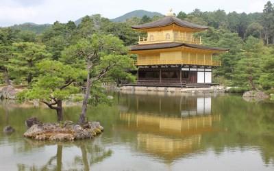 Kyoto e os mais belos templos japoneses