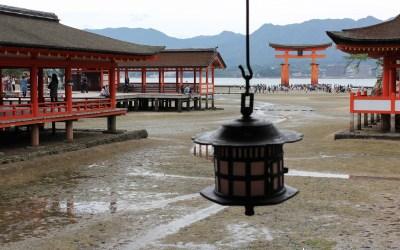 A sagrada Ilha de Miyajima e a emoção no museu de Hiroshima