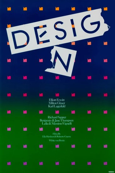 Design and Influence - Milton Glaser (1982)