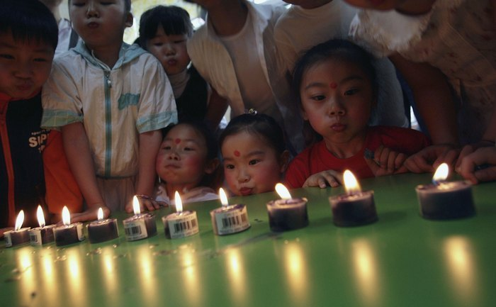 China Celebrates Children's Day