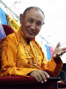 Lama Chime Rinpoche - foto Marpa House UK