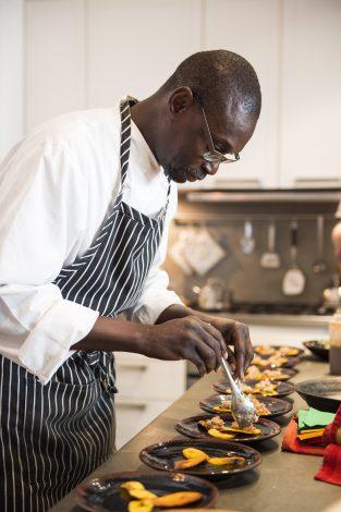 Pierre Thiam cibo Africa