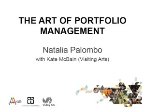The Art of Portfolio Management