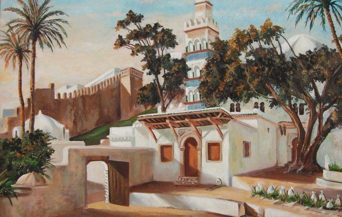Sidi Abderrahmane Al-Thaâlibi, Sacré Saint Patron d'Alger