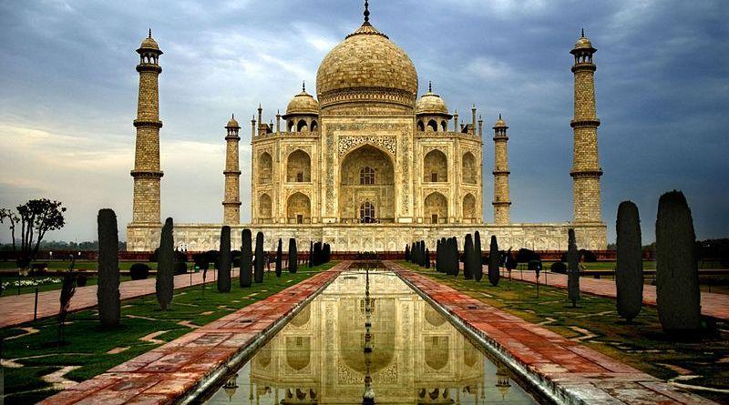 Le Taj Mahal-Inde