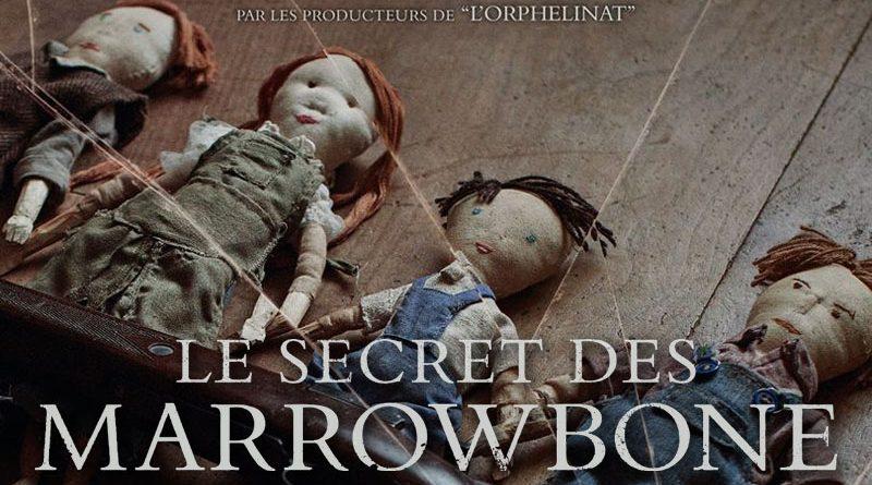 Cinéma Le Secret des Marrowbone