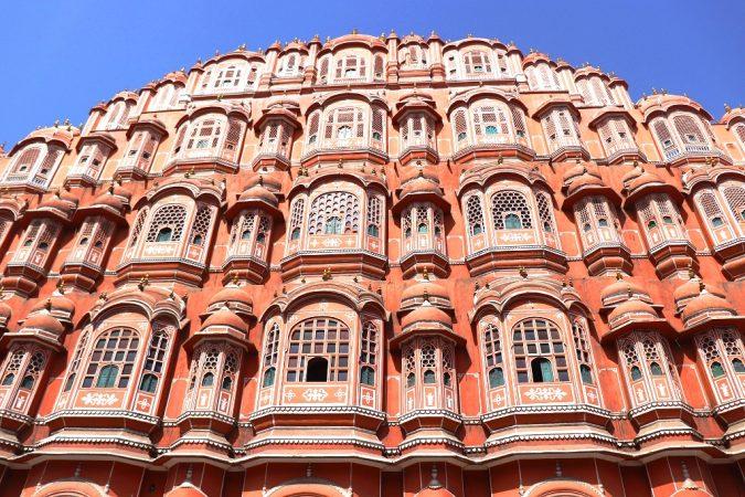 Hawa Mahal- Palais des Vents- Jaipur
