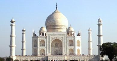 Le Taj Mahal- Agra- Inde- Reportage de Nassim Ilès- CultureAlgérie