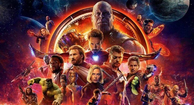 Cinéma : Avengers Infinity War